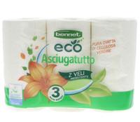 Asciugatutto Ecolabel Bennet