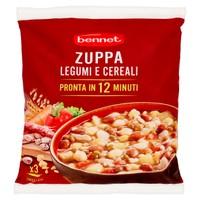 Zuppa Di Cereali E Legumi Surgelata Bennet