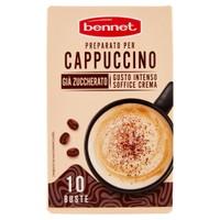 Preparato Per Cappuccino Gi   Zuccherato In Buste Bennet