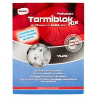 Palline Antitarme Tarmiblok Plus Conf . Da 20