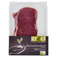 Roastbeef A Fette Bovino Adulto Biologico