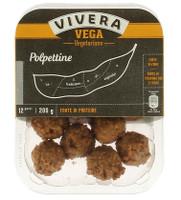Polpettine Vegetariane Vivera