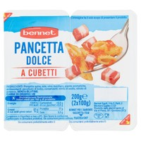 Pancetta Dolce A Cubetti Bennet