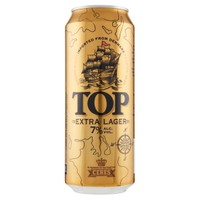 Birra Ceres Top Extra Lager Lattina