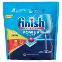 Detergente Lavastoviglie All In 1 Max Limone Finish Powerball