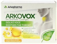 Arkovox Pastiglie Miele / limone Arkopharma