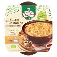 Zuppa Del Contadino Bio Con Cereali E Legumi Sartor