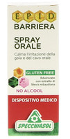 Spray Orale Barriera Epid Specchiasol