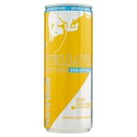 Red Bull Yellow Senza Zucchero