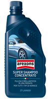 Super Shampoo Concentrato Per Auto Arexons L . 1