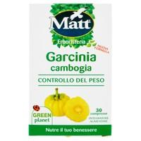 Garcinia Cambogia Matt 30 Compresse