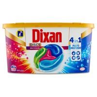 Detersivo Predosato Per Lavatrice Dixan Discs Color,Conf.Da 25 Caps