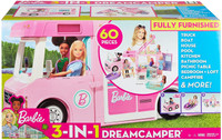 Il Camper Di Barbie