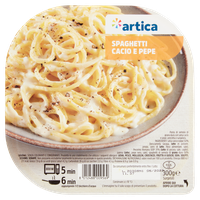 Spaghetti Cacio E Pepe Artica