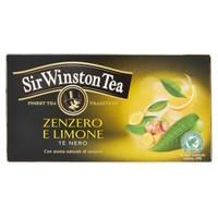 Sir Winston Te ' Nero Zenzero E Limone