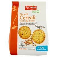 Biscotti Bio Cereali Semi Germinal
