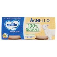 Omogeneizzati Agnello Mellin 2 Da Gr . 80