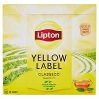 The Lipton Yellow Label 50 Filtri