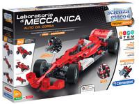 Laboratorio Di Meccanica - Auto Da Corsa + 8 Anni