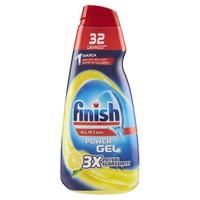 Detergente Per Lavastoviglie In Gel Al Limone Finish Tuttoin 1