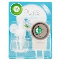 Deodorante Ambiente Elettrico Air Wick Pure Primavera , base + Ricarica