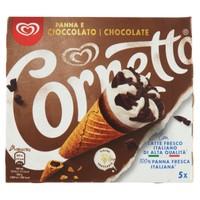 Cornetto Cioccolato Algida Conf . Da 5