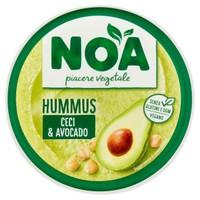 Hummus Di Ceci E Avocado Noa