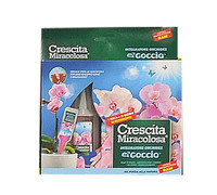 Integratore Goccia Per Orchidee - 5 Fiale - Crescita Miracolosa