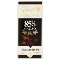 Tavoletta Di Cioccolato Fondente Excellence 85 % Lindt