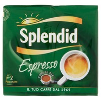 Caffe ' Splendid Espresso 2 Da Gr . 250