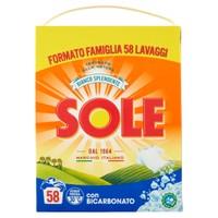 Detersivo In Polvere Per Lavatrice Sole