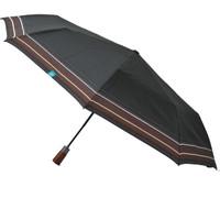 Ombrello Mini Automatico Impugnatura In Legno Ultralight Perletti