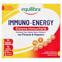Immuno Energy Potassio & Magnesio Equilibra 14 Bustine