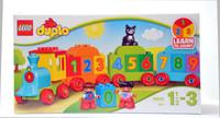 Treno Numeri Lego Duplo
