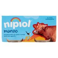 Omogeneizzato Al Manzo Nipiol 2 Da Gr . 80