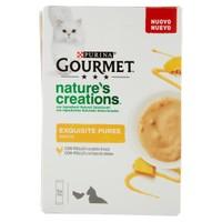 Snack Gatti Pure' Nature's Creations Purina Al Pollo