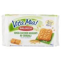 Biscotti Vita Mia ! Senza Zuccheri Aggiunti Ai Cereali Balocco