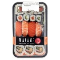 Sushi Box Sakana Wakame