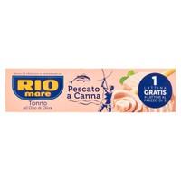 Tonno Rio All ' olio Di Oliva 3 + 1 Da Gr . 80
