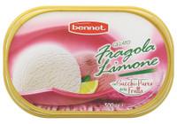 Vaschetta Fragola Limone Bennet