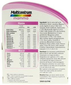 P-MULTICEN.MAMMA 30CPR