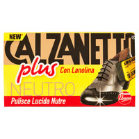 Calzanetto Plus Neutro Con Lanolina