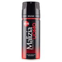 Musk Eau De Toilette Deodorant Malizia Uomo
