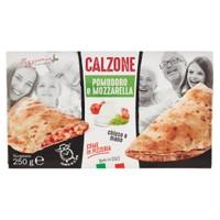 Calzone Mozzarella E Pomodoro