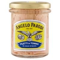 Filetti Di Tonno In Olio D ' oliva Angelo Parodi