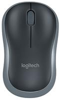 Mouse Wireless M185 Logitech Grigio