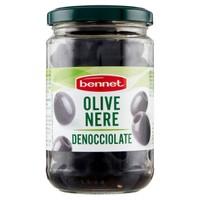 Olive Nere Snocciolate Bennet