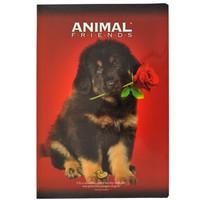 Quaderno Maxi Rigo A Animal Friends