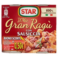 Granragu ' Salsiccia Star 2 Da Gr . 180