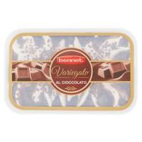 Vaschetta Gelato Trasparente Affogato Al Cioccolato Bennet